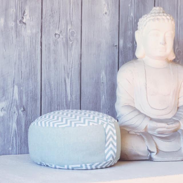 GrinseStern, Yoga, Meditationskissen, Yogakissen, Nähanleitung