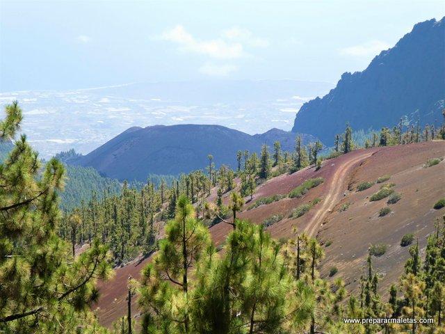 ruta en coche por el Teide, que hacer