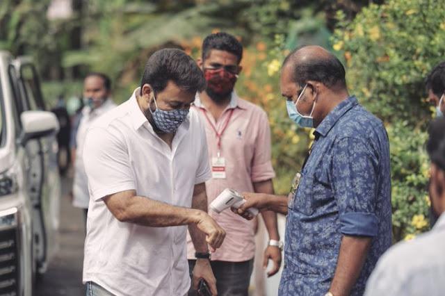 #Drishyam2 की पिक्चर ट्विटर पर रिलीज़ हुई |