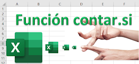Función Contar.si en Excel