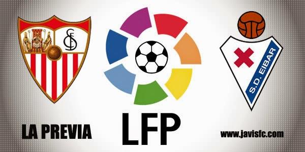 Previa Sevilla FC Vs Eibar
