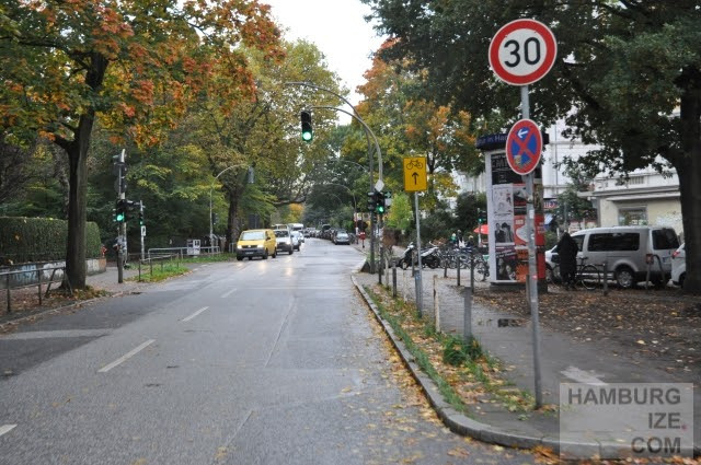 Bernadottestraße Hamburg