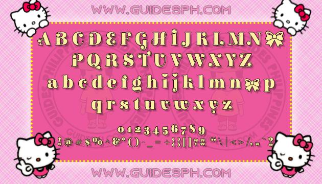 Mobile Font: Elsa Font TTF, ITZ, and APK Format