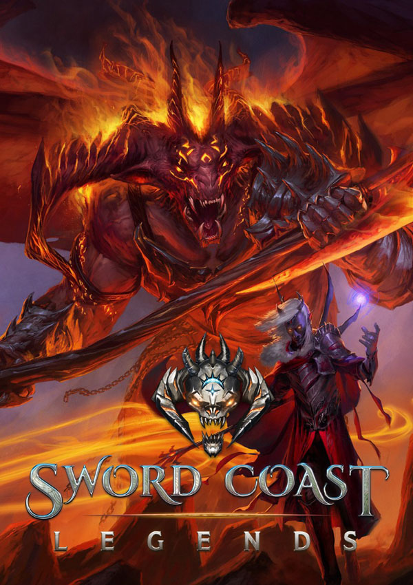 Sword Coast Legends Download Cover Free Game