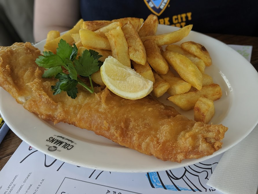 15+ Things To Do In South Shields  - colmans fish and chips