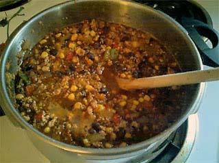 Kenyan Githeri Corn and Bean Stew Recipe
