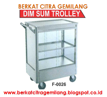 Harga Trolley Room Service