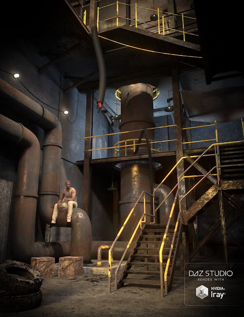 Underground Factory