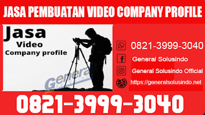 jasapembuatan video company profile Malang Murah
