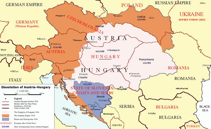 Desde Hungría: Hungría y sus vecinos