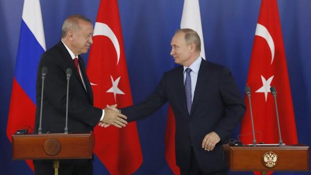 Στρατηγική ομηρία: Το σημάδι της Ρωσίας που δείχνει τις σχέσεις της Αμερικής με την Τουρκία