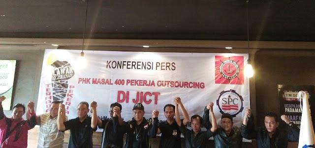 JITC Tinggalkan 480 Karyawan Outsourcing, Pilih Pekerja Baru