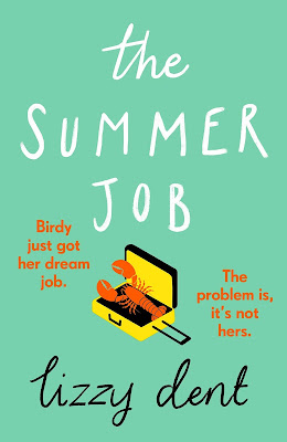 The Summer Job by Lizzy Dent book cover