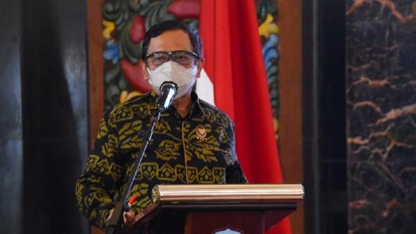 Mahfud MD Jawab Anggapan Diam Saja soal Kasus Habib Rizieq