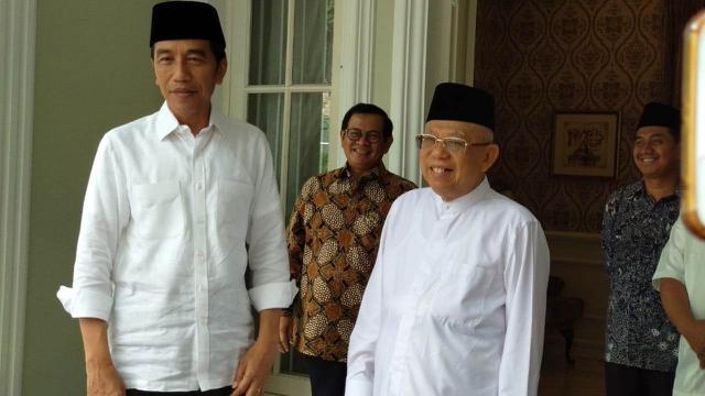 Baju Kesukaan Jokowi