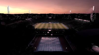 PES 2021 Stadium Palestra Itália