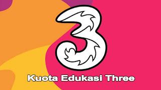 Kuota Edukasi Tri untuk Apa Saja