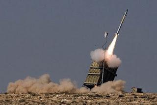 Uji Coba Sistem Antirudal Israel Telah Selesai - Commando