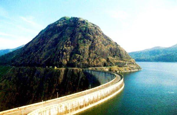 Free Desktop Wallpaper Biggest Idukki Arch Dam In Kerala