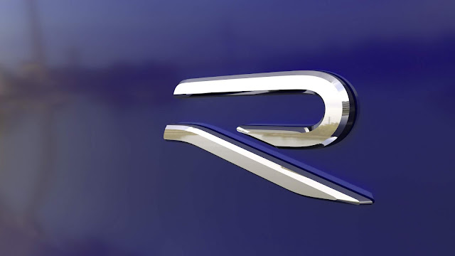 Volkswagen R apresenta seu novo logotipo de marca