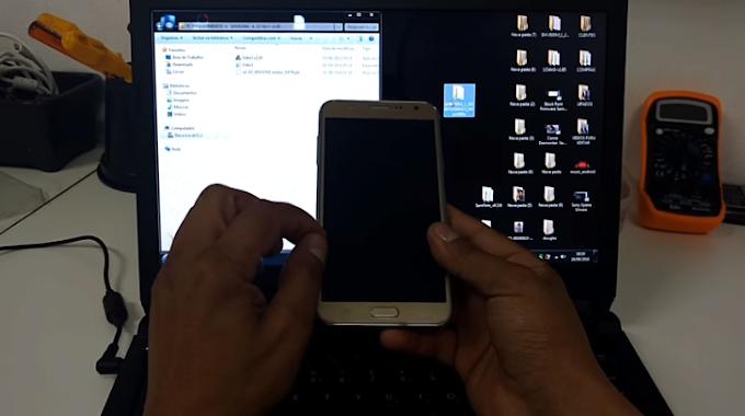 Aprenda como Instalar a Firmware (Stock Rom) nos aparelhos Samsung Galaxy J7 SM-J700, J700M, J700H, J710MN Metal.