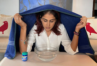 Genelia Deshmukh shared her family's secret remedy for cough and cold during monsoons health and life style media kesari vicks vaporub