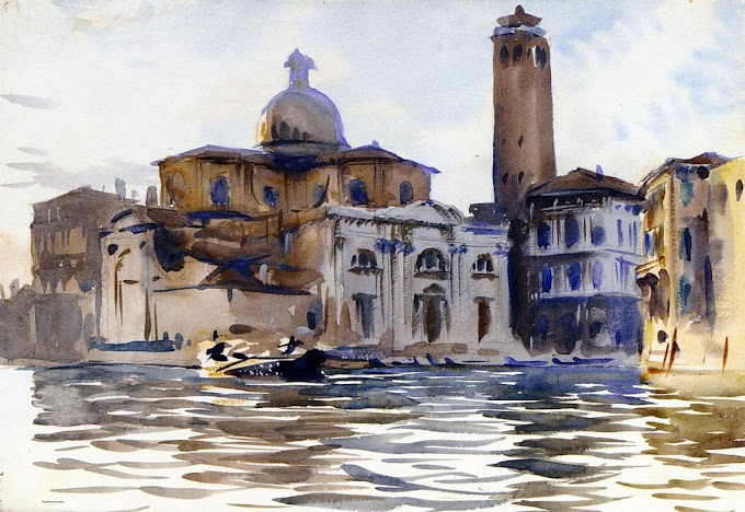 Venice in Winter: A tribute to my old muse, Jan Morris
