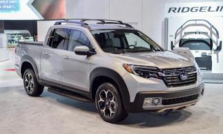 2020 Honda Ridgeline redesign
