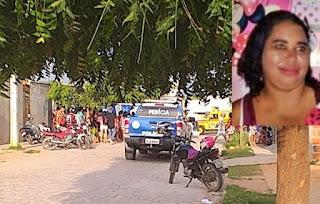 Mulher é assassinada com golpe de faca e tem corpo queimado em Guanambi