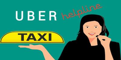 Uber Helpline Number