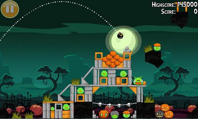 Angry Birds Seasons Game Free Downlaod