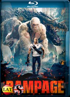Rampage: Devastación (2018) REMUX 1080P LATINO/INGLES