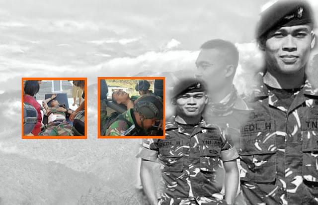 Kasus dan Fakta Penembakan TNI Lombok oleh KKB di Papua