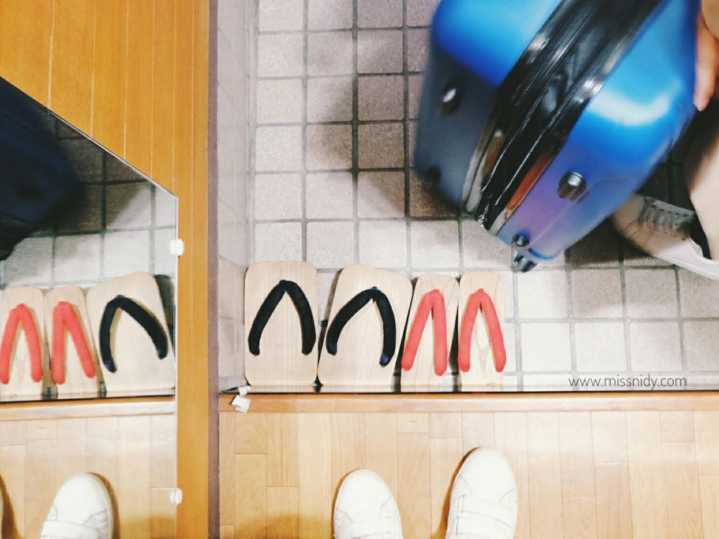 airbnb rumah tradisional jepang
