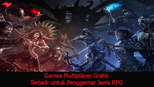 Games Multiplayer Gratis Terbaik untuk Penggemar Jenis RPG