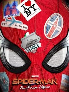 Spider-Man Far From Home, Spidermen, Marvel, Rekomendasi Film Marvel Terbaik