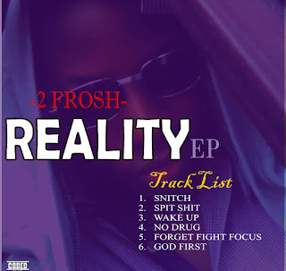 2Frosh - Reality Ep