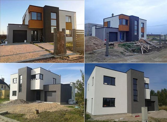 проекты каркасных домов чертежи