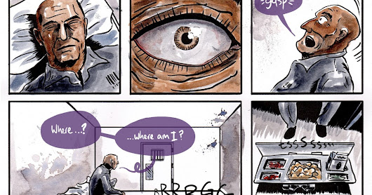 Comica/Observer/Jonathan Cape Graphic Story Prize 2016 ... My Entry