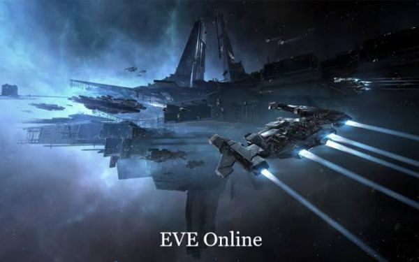 Best Space-themed Games Eve Online