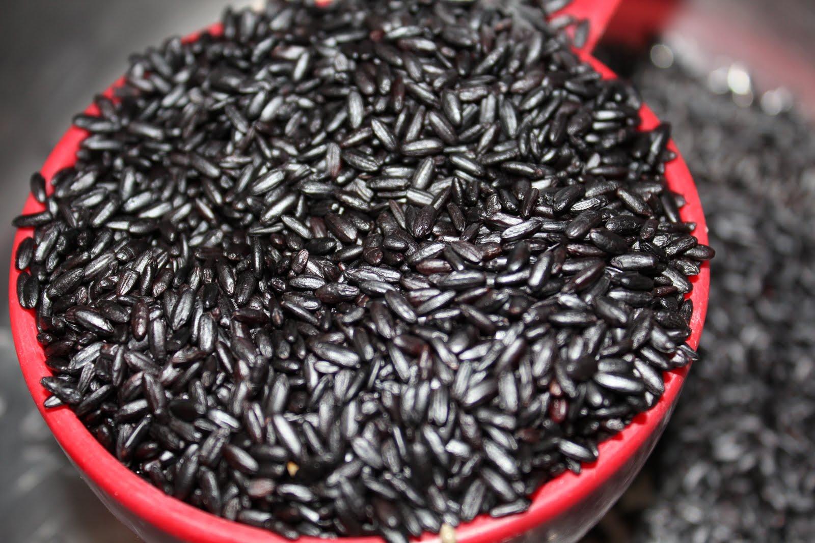 Hope In Minnesota >> MorningRamble: Black Forbidden Rice