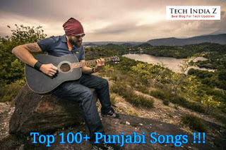 Top 100 punjabi songs 2017