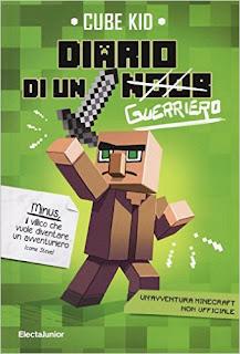 Diario Di Un Guerriero. Un'Avventura Minecraft Non Ufficiale PDF
