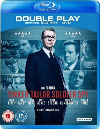 Poster Of Tinker Tailor Soldier Spy 2011 English 350MB BRRip 480p ESubs Free Download Watch Online Worldfree4u