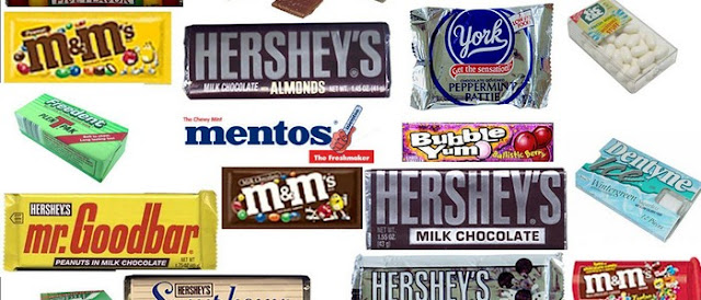 chocolate candy names for cats