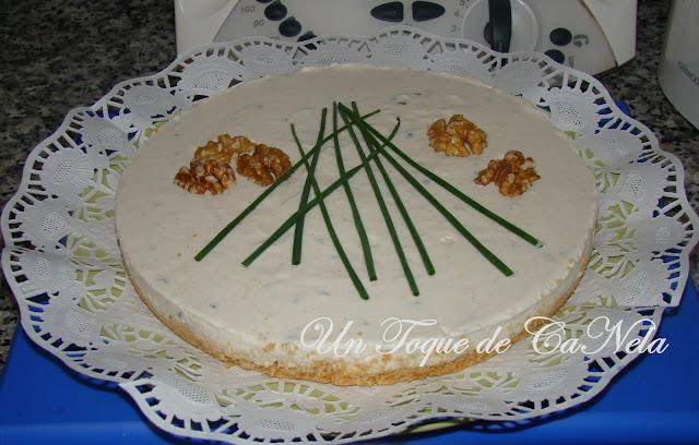 Cheesecake De Queso De Cabra