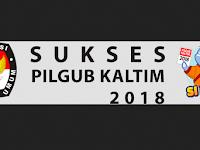 Hasil Quick Count Pilgub Kaltim 2018/2019
