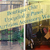 Boutique Chic Upcycled 3-Panel Partition Accessory Wall