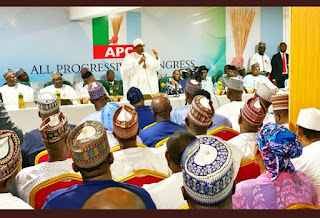 I'm Not Running For Another Term - Buhari (Photo)