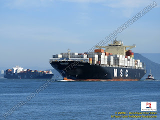 MSC Barcelona e MSC Antigua